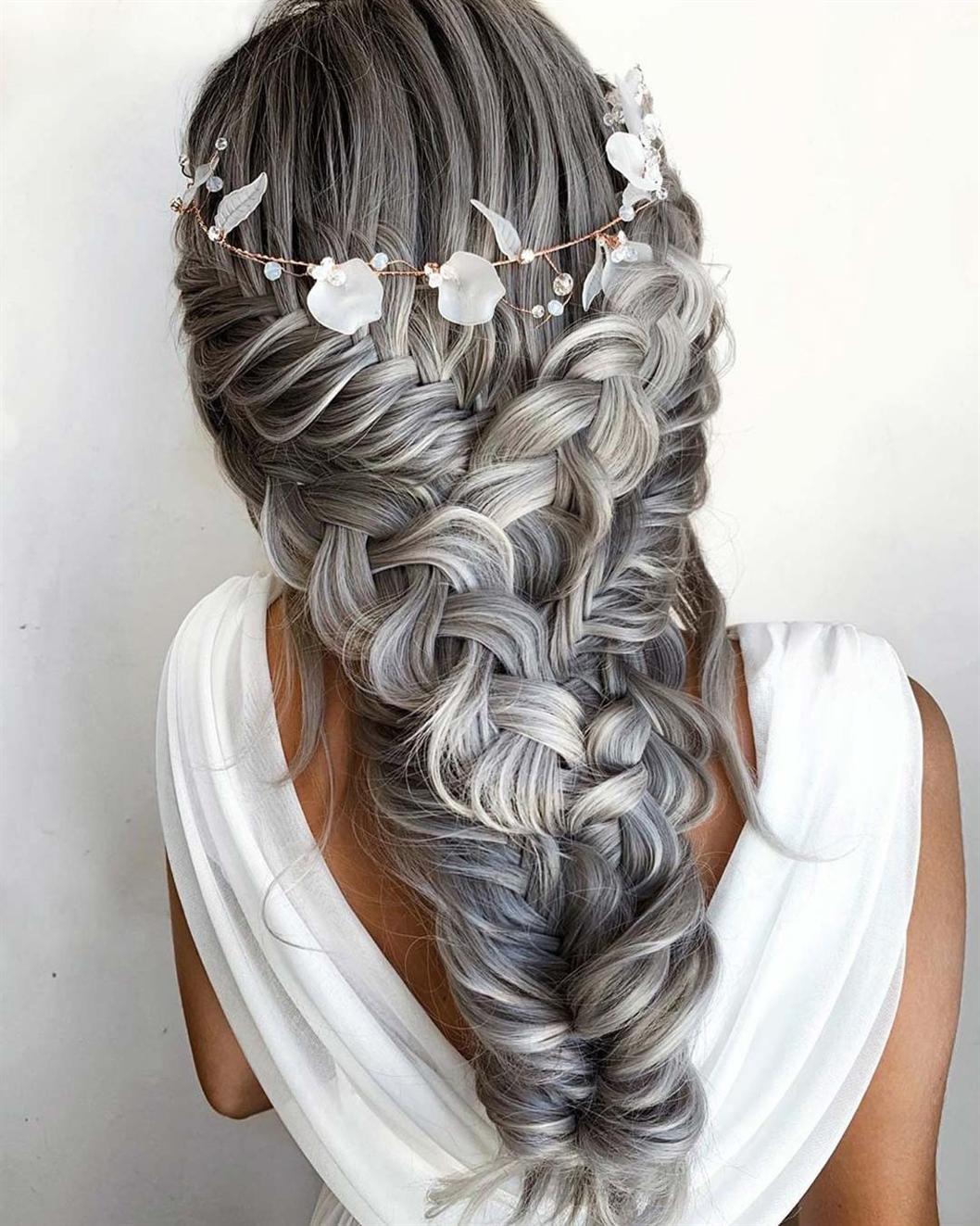 Hochzeitsfrisuren Lange Haare