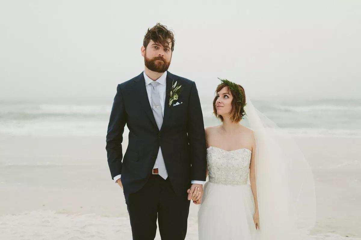 Hochzeitsfrisuren für Kurzhaarblumen