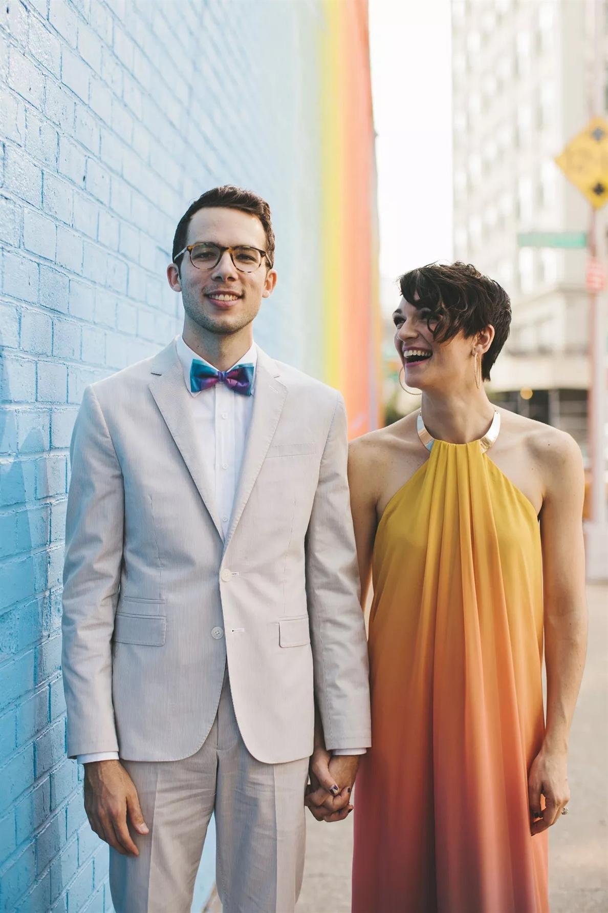 asymmetrische Pixie Hochzeitsfrisuren